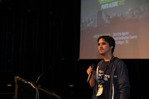 Presenting at BrazilJS 2012
